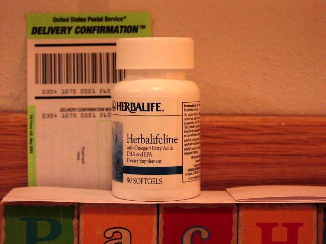 Herbalife Herbalifeline with Omega-3 2005