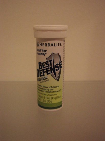 Herbalife Best Defense Immunity 3-pack Citrus Mint