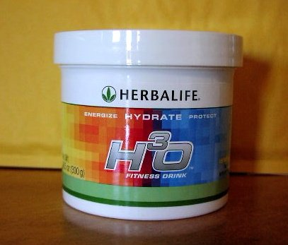 Herbalife H3O H30 Fitness Energy Drink 300g Lemonade 2011