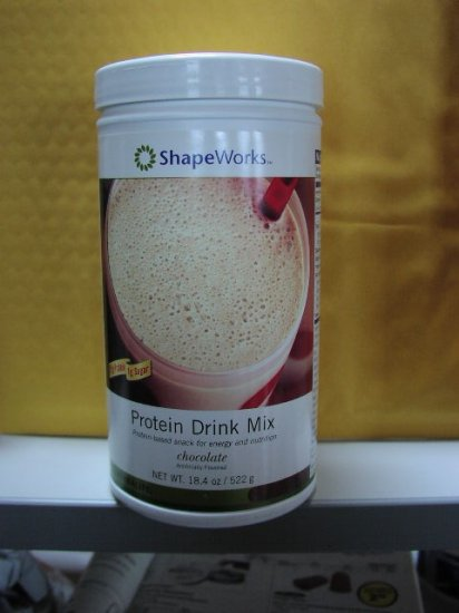 Herbalife Protein Drink Mix Chocolate 522g ShapeWorks Shake Fresh