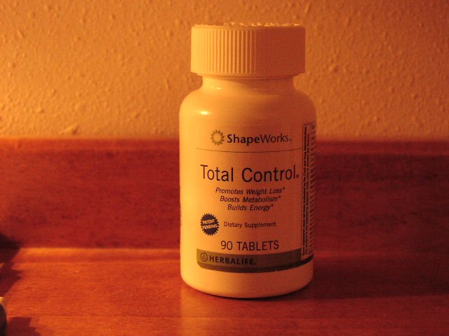 Herbalife Total Control ShapeWorks 3-pack 2005