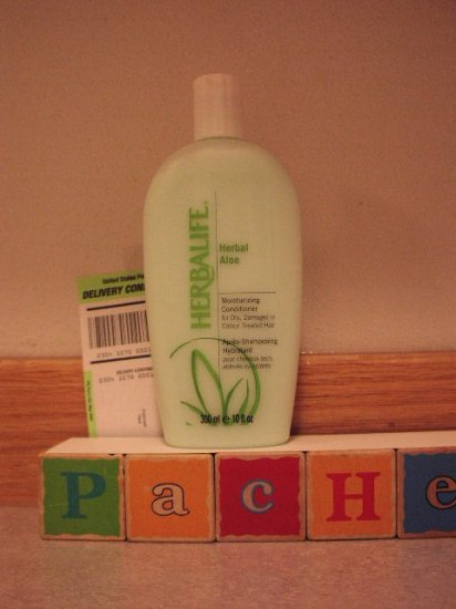 Herbalife Herbal Aloe Moisturizing Conditioner 2/2012