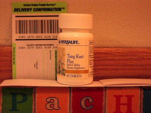 Herbalife Tang Kuei Plus 2009