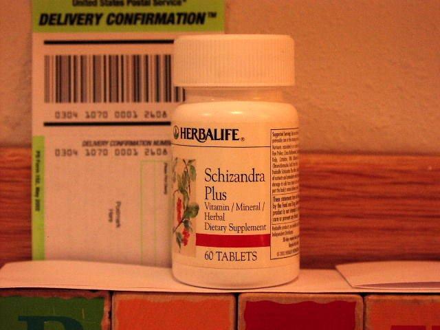 Herbalife Schizandra Plus 2006