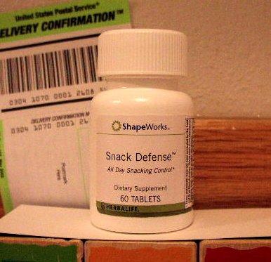 Herbalife Snack Defense ShapeWorks 2006
