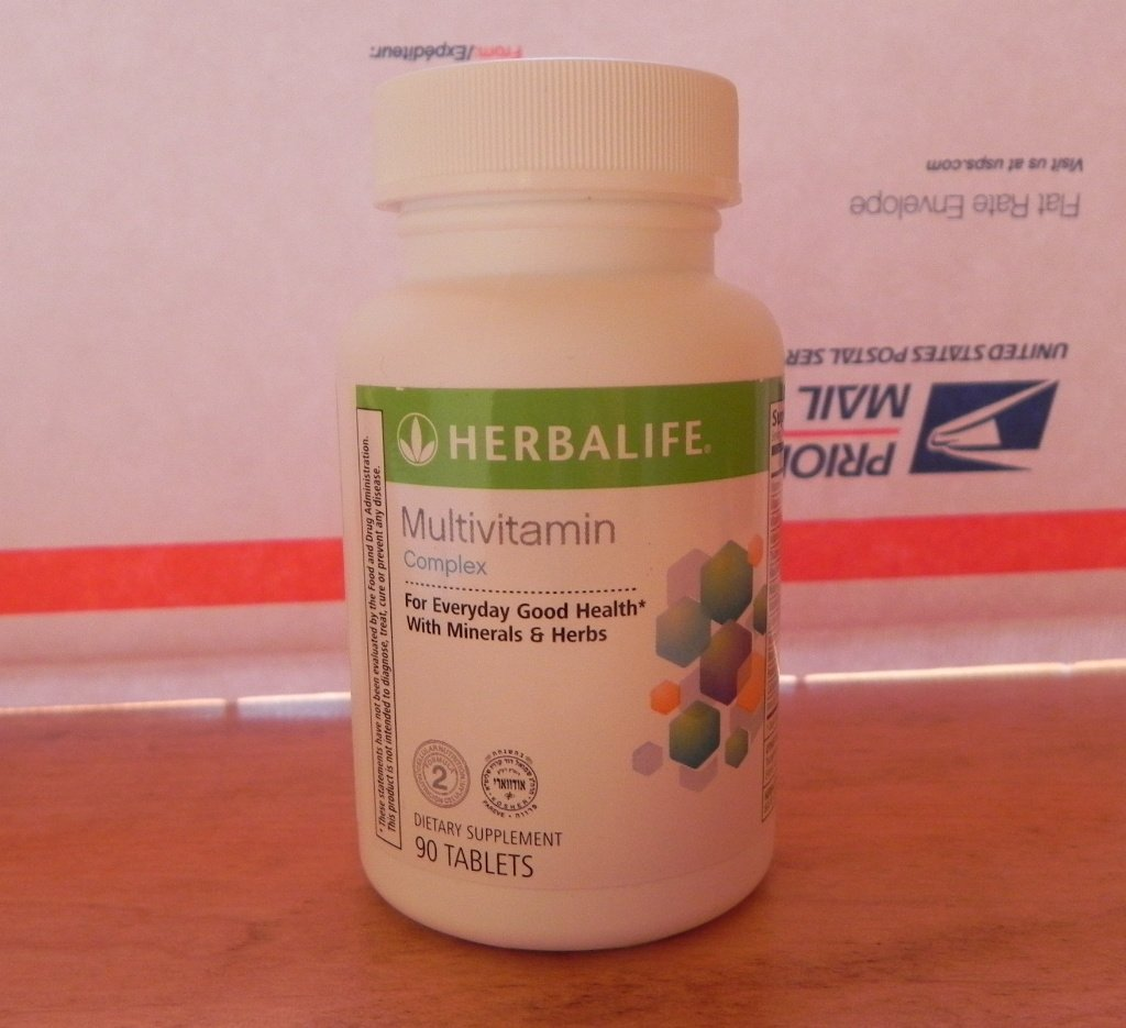 Herbalife F2 Multivitamin Complex Vitamin Vitamins Formula 2 2011