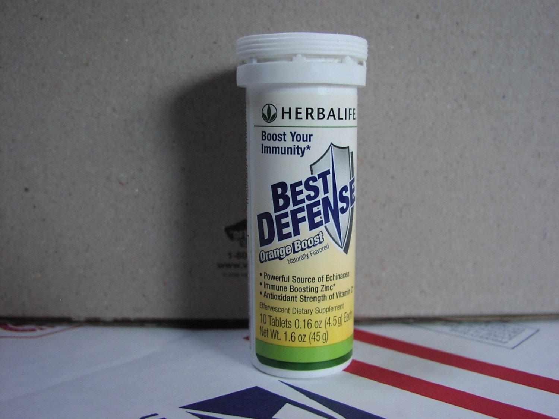 Herbalife Best Defense Immunity Orange Boost 2006