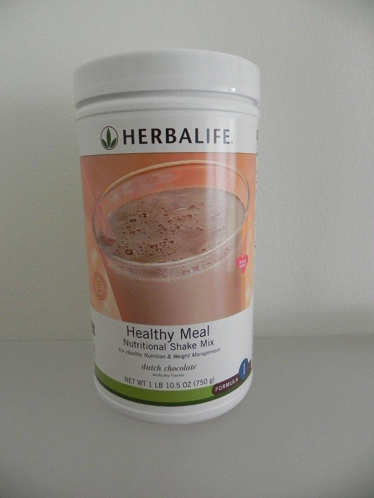 Herbalife F1 Nutritional Shake Mix Dutch Chocolate 750g Formula 1 ShapeWorks Fresh