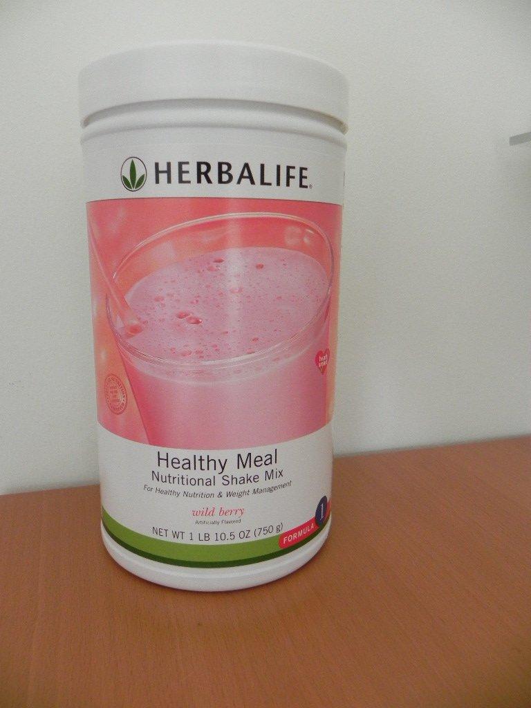 Herbalife F1 Nutritional Shake Mix Wild Berry 750g Formula 1 ShapeWorks Fresh