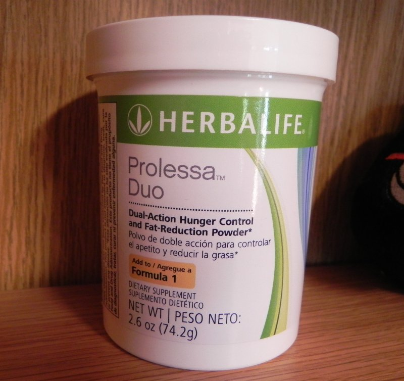 Herbalife Prolessa Duo 74.2g 7-day Trial Size 2011