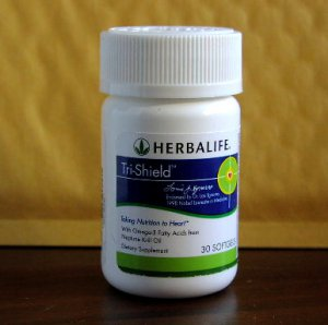 Herbalife Tri-Shield Neptune Krill Oil Dr Lou Ignarro Tri Shield TriShield 2005