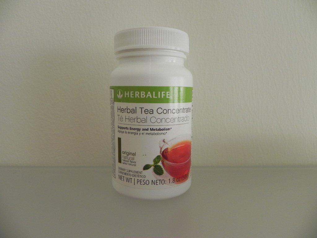 Herbalife Herbal Tea Concentrate 1.8oz 50g Original Fresh exp 1/2016 or better