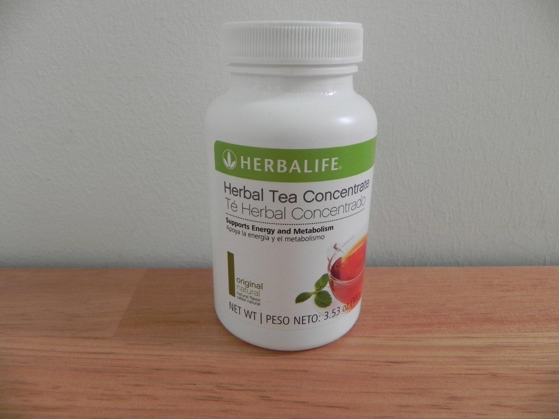 Herbalife Herbal Tea Concentrate 3.53oz 100g Original Fresh exp 8/2016 or better