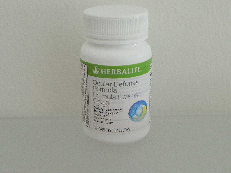 Herbalife Ocular Defense Formula Fresh 7/17 or better
