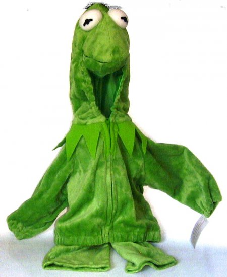 Disney Store Costume Muppets KERMIT frog 9 - 12 months