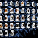 ASSORTMENT OF 44 DOG THIMBLES - LIMITED EDITION  --- NEW - Shipping Included