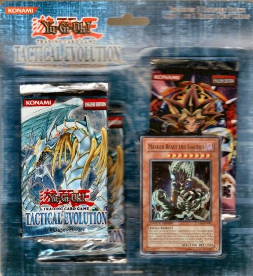Yu-Gi-Oh Tactical Evolution SE Booster Pack