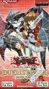 Yu-Gi-Oh GX Duelist Jaden Yuki 2 Booster Box