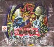 Yu-Gi-Oh Metal Raiders Unlimited Booster Box