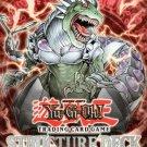 Yu-Gi-Oh Dinosaur's Rage Structure Deck