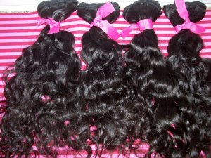 Curly Virgin Indian Hair