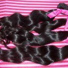 100% 16-22 in Machine Weft Virgin Indian Natural Straight