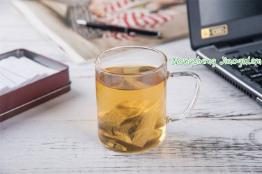 Chinese Organic Smoker Tea pure jiaogulan tea lung protection 100 tea bags