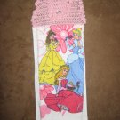 Disney's Princess Crochet Top Towel
