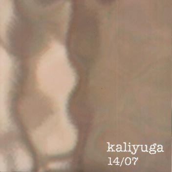 Kaliyuga - '14/07' - Song for Regan