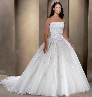 Collezione 2007 - Romantic Wedding Gown