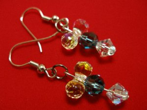 Swarovski Crytsal Ear Ring (MYR 35.00)