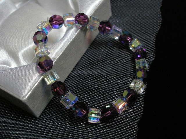 Swarovski Crytsal Bracelet (MYR 128.00)