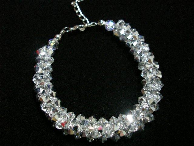 Swarovski Crytsal Bracelet (MYR 218.00)
