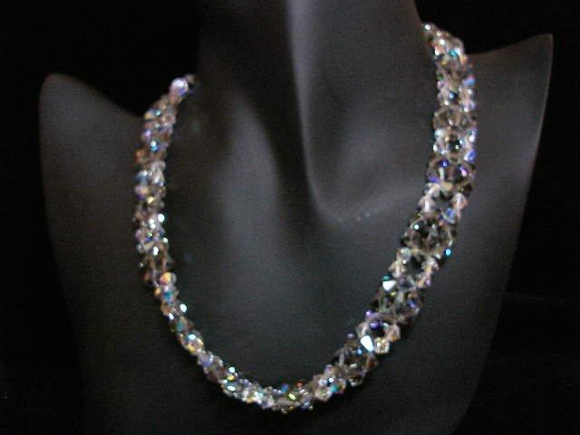 Swarovski Crytsal Necklace (MYR 288.00)