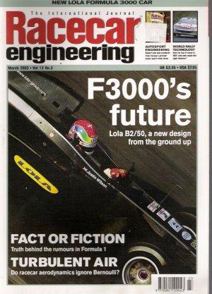 RACECAR ENGINEERING.. The International Journal