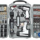 Maxam 71pc SAE Pneumatic Air Tool Kit