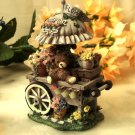 "Ivy & Innocence "" BLOSSOM'S FLOWER CART"