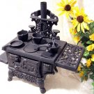 "Cast Iron Stove ""Crescent"