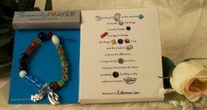 "Roman ""Serenity Prayer"" Bracelet - Adult"