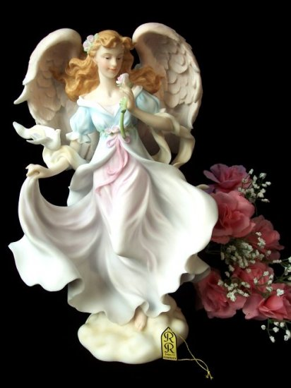 "Roman Seraphim Angel ""Rosanna"" Signed and numbered limited edition"