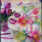 THE DECORATIVE PAINTER March April 2005 Magazine Back Issue Out Of Print Tole Painting