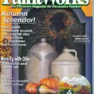 PAINT WORKS November 2001 Magazine Back Issue Out Of Print Tole Decorative Painting