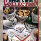 Retired BREAD CLOTH COLLECTION Deborah Lambein Cross Stitch Leisure Arts Book Leaflet 2911