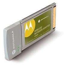 Motorola WN825G 802.11g Wireless LAN PCMCIA (CardBus)