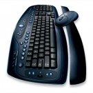 Logitech LX500 Cordless Keyboard & Mouse Combo (OEM)