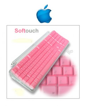 iSkin Xpro PB Apple iBook / PowerBook G4 Keyboard Protector (Pink)