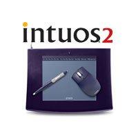 Wacom XD45USB Intuos2 4x5 USB Tablet