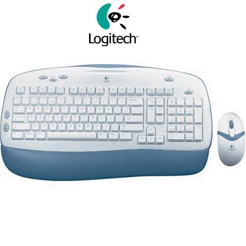 Logitech Cordless Desktop Express Wireless Keyboard & Mouse