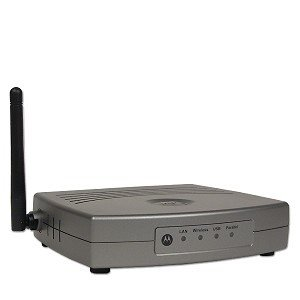 Motorola WPS870G 802.11g Wireless Print Server