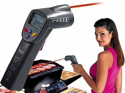 Infrared Thermometer Gun